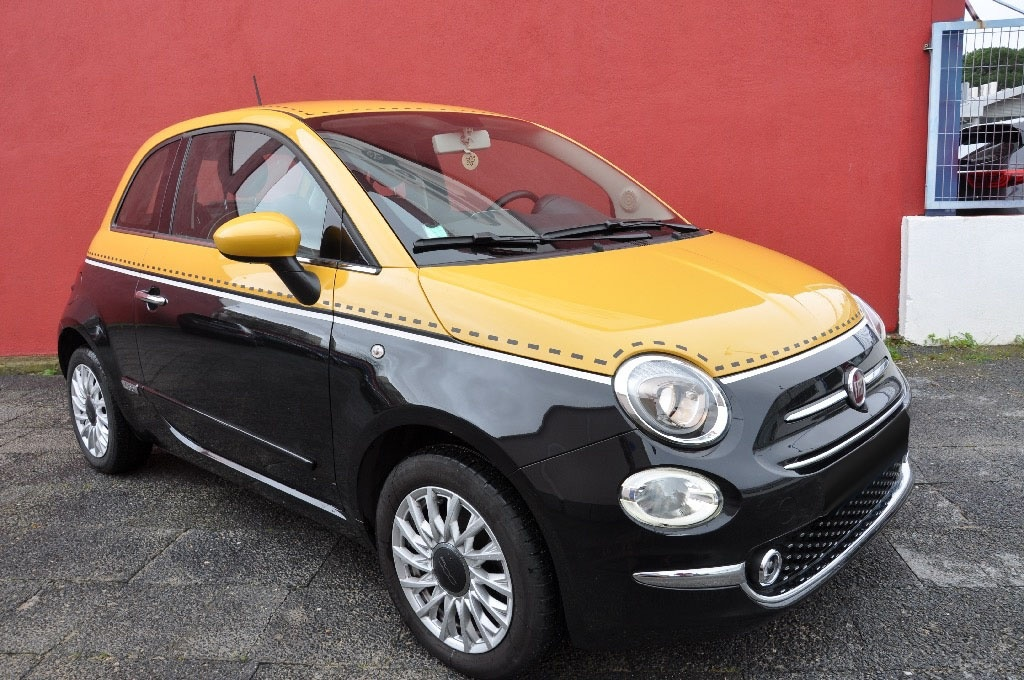 Fiat 500 1.2 Comic's