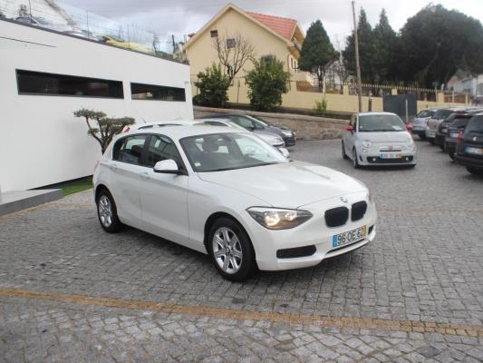 BMW 120, 2013