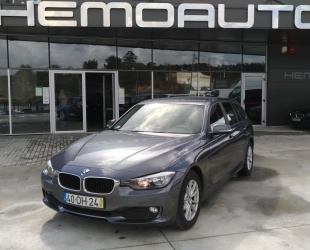 BMW 320 D Touring Efficient Dynamics