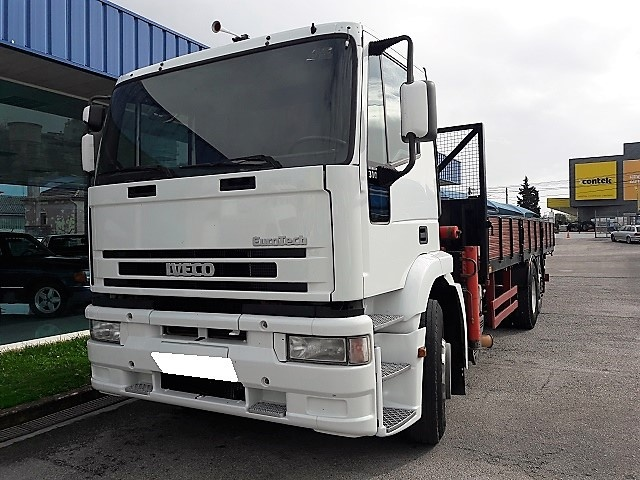 Iveco Eurotech 26.310 6x2