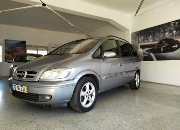 Opel Zafira 2.0 DTI LIFE