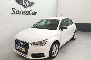 Audi A1 sportback 1.4 TDi (90cv, 5p)