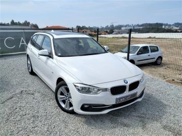 BMW 318 d Touring Sport Auto 150cv