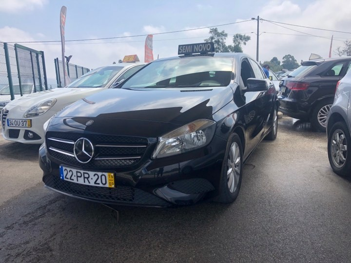 Mercedes-Benz Classe A  A160 DCi BlueEfficiency