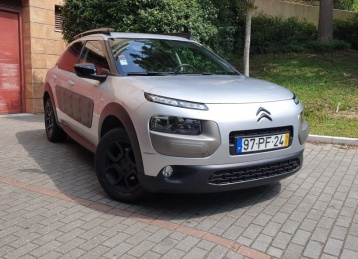 Citroën C4 Cactus Feel Alive