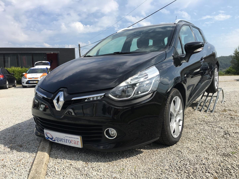 Renault Clio Sport Tourer 1.5 DCI Dynamique S GARANTIA