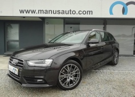 Audi A4 Avant 2.0 TDI Busines GPS