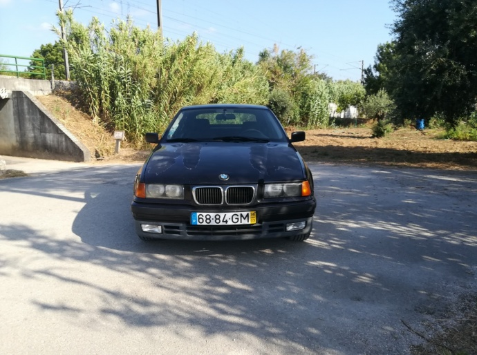 BMW 318 tds Compact c/AC