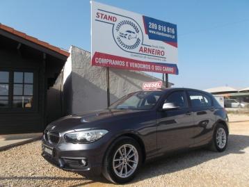 BMW Série 1 Serie-1 118 d Business (150cv)