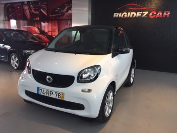 Smart Fortwo coupe passion automático