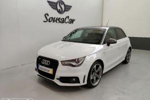 Audi A1 sportback 1.6TDi S-Line, S- Tronic