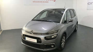 Citroën C4 Grand Picasso 1.6 BlueHDi 120 EAT6 Feel 16