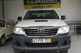 Toyota Hilux Vendido Cartaxo