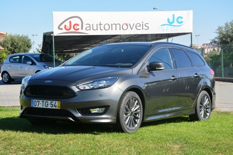 Ford Focus SW 1.5 TDCI ST-Line
