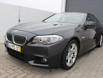 BMW 520 D PACK M SPORT