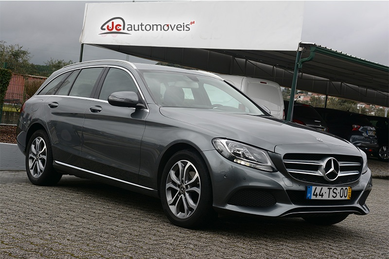 Mercedes-Benz C 180 d Station Fleet Pack