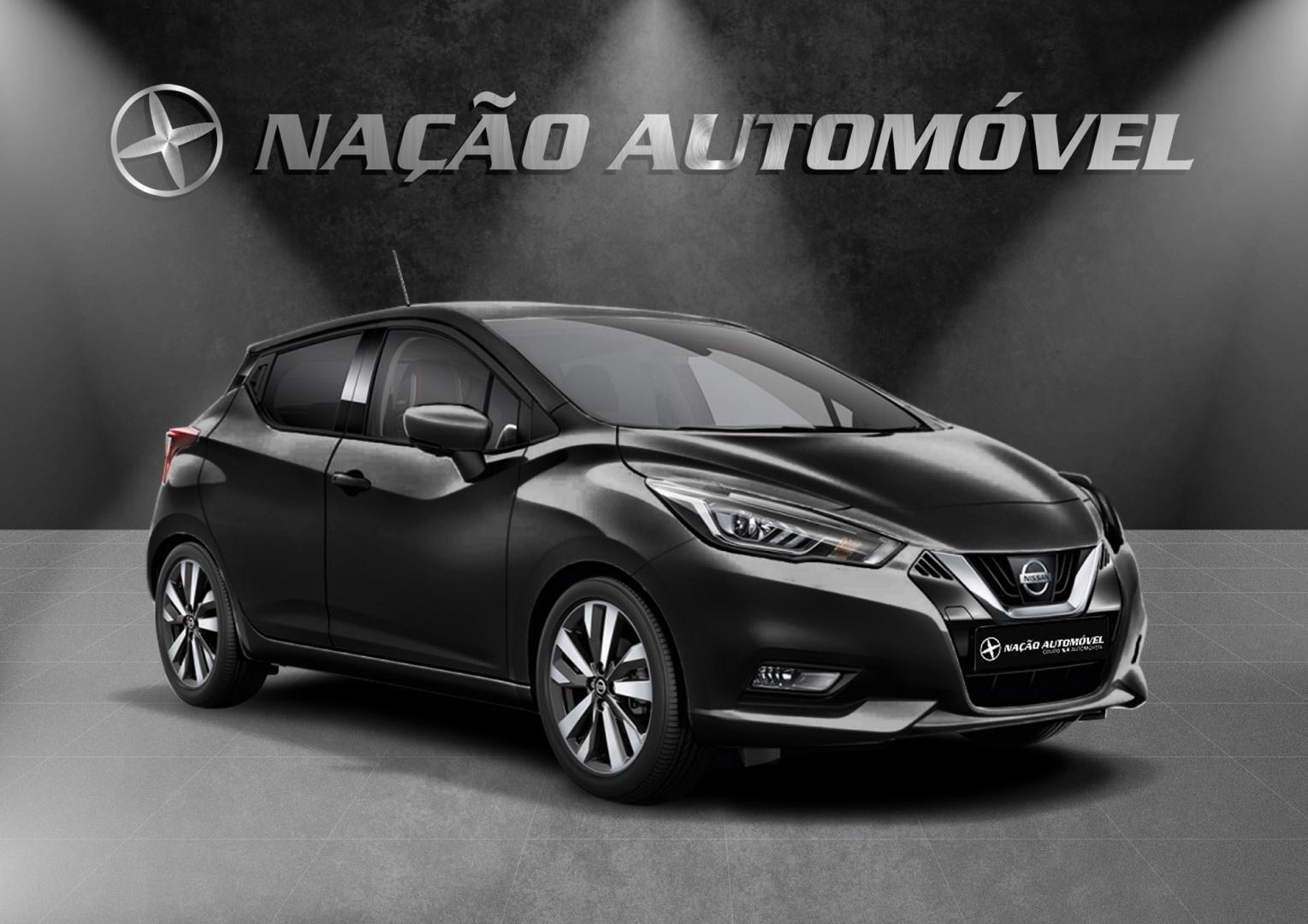 Nissan Micra 0.9 IG-T 90cv N-Connecta Plus (GPS) 5 Lugares 5 Portas