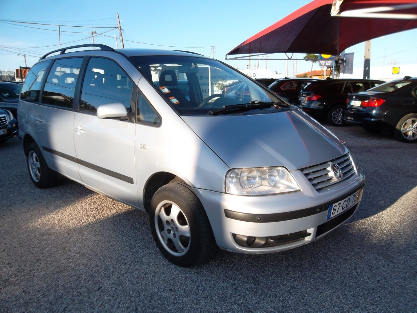 Vw Sharan 1.9 TDI CONFORLINE