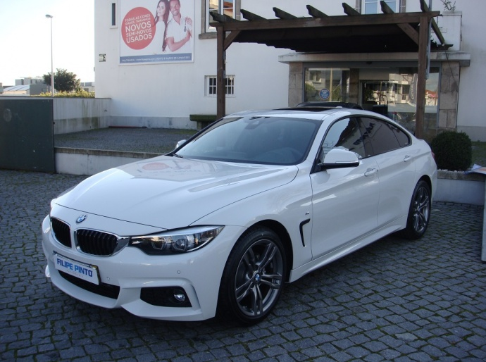 BMW 420 Grand Coupé Pack M Auto Novo Facelift