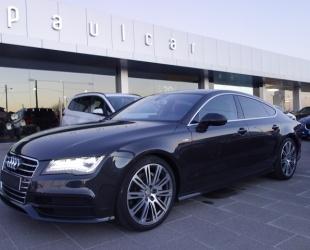 Audi A7 3.0 TDI V6 QUATTRO S-LINE