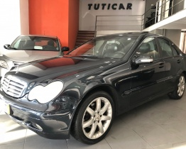 Mercedes-Benz C 220 cdi Auto Elegance