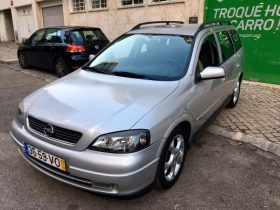Opel Astra caravan 1.7 DTi Sport