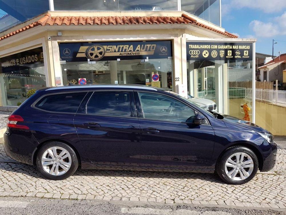 Peugeot 308 sw 1.6 BlueHdi(GPS) Active