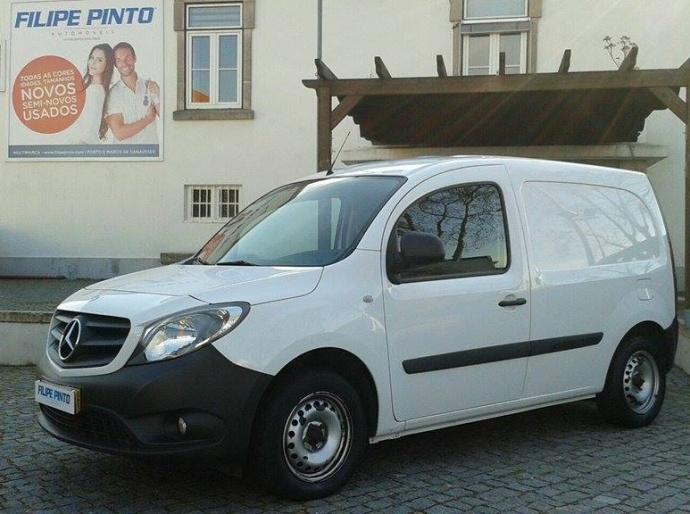 Mercedes-Benz Citan 109 CDI Standard