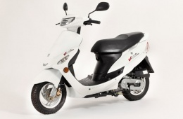 Peugeot scooter 2