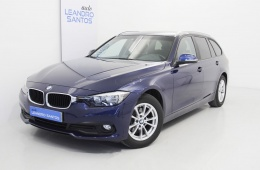 Bmw Serie 3 318 d Touring Navigation