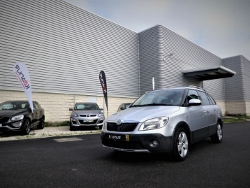 Skoda Fabia Break 1.6 TDI Scout
