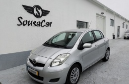 Toyota Yaris 1.4 D-4D AC Manual