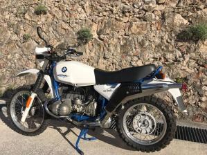 BMW R80 GS Basic