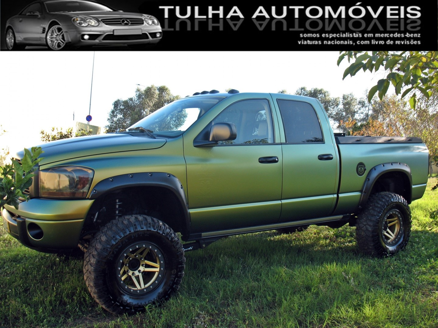 Dodge RAM 2500 C 5.9 Turbo Diesel