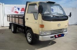 Toyota Dyna 150 (31LYM1) CX Aberta 3 Lug