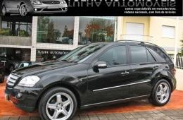 Mercedes-Benz ML 320 AMG CDI 4 MATIC