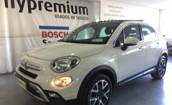 Fiat 500X, 2017