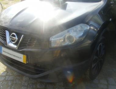 Nissan Qashqai panoramica