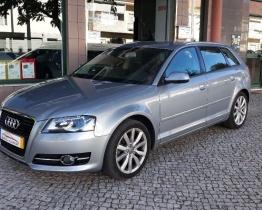 Audi A3 Sportback 1.6 TDi Attraction Special Edition