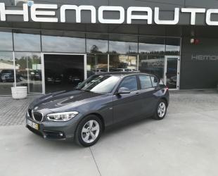 BMW Série 1 116d Sport Line
