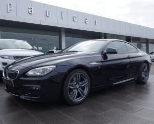 BMW 640 640 D COUPE