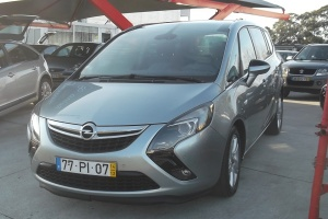 Opel Zafira TOURER 1.6 CDTI COSMO 7 LUG