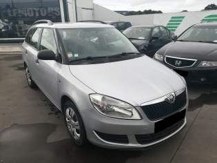 Skoda Fabia Break TDI
