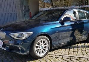 BMW 116 D URBAN FULL - GARANTIA ATÉ 5 ANOS