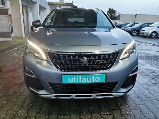 Peugeot 3008, 2017