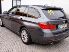 BMW 320 D Touring Lifestyle 184
