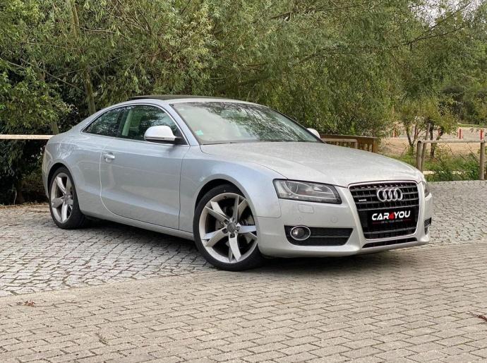 Audi A5 Coupé 3.0 TDI V6 Quattro S-Line