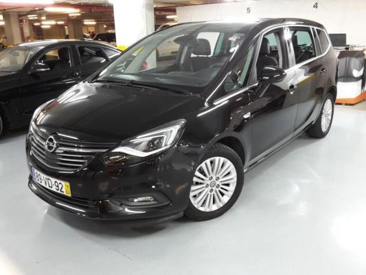 Opel Zafira, 2018
