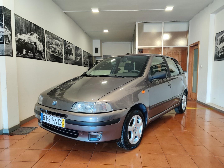 Fiat Punto 1.7 TD