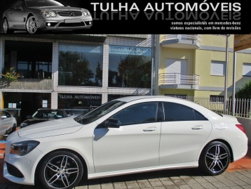 Mercedes-Benz CLA 200 d AMG Pack Night